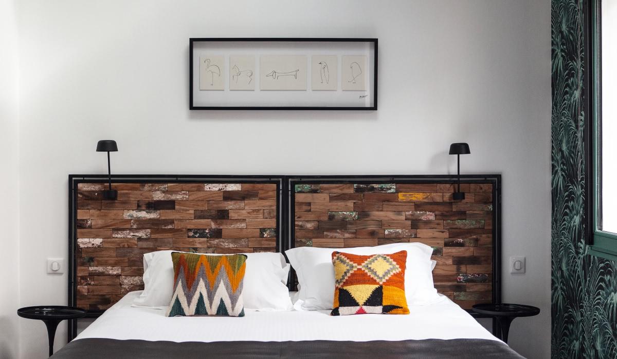 chez dupont r servation chambres d 39 h tes restaurant bordeaux. Black Bedroom Furniture Sets. Home Design Ideas
