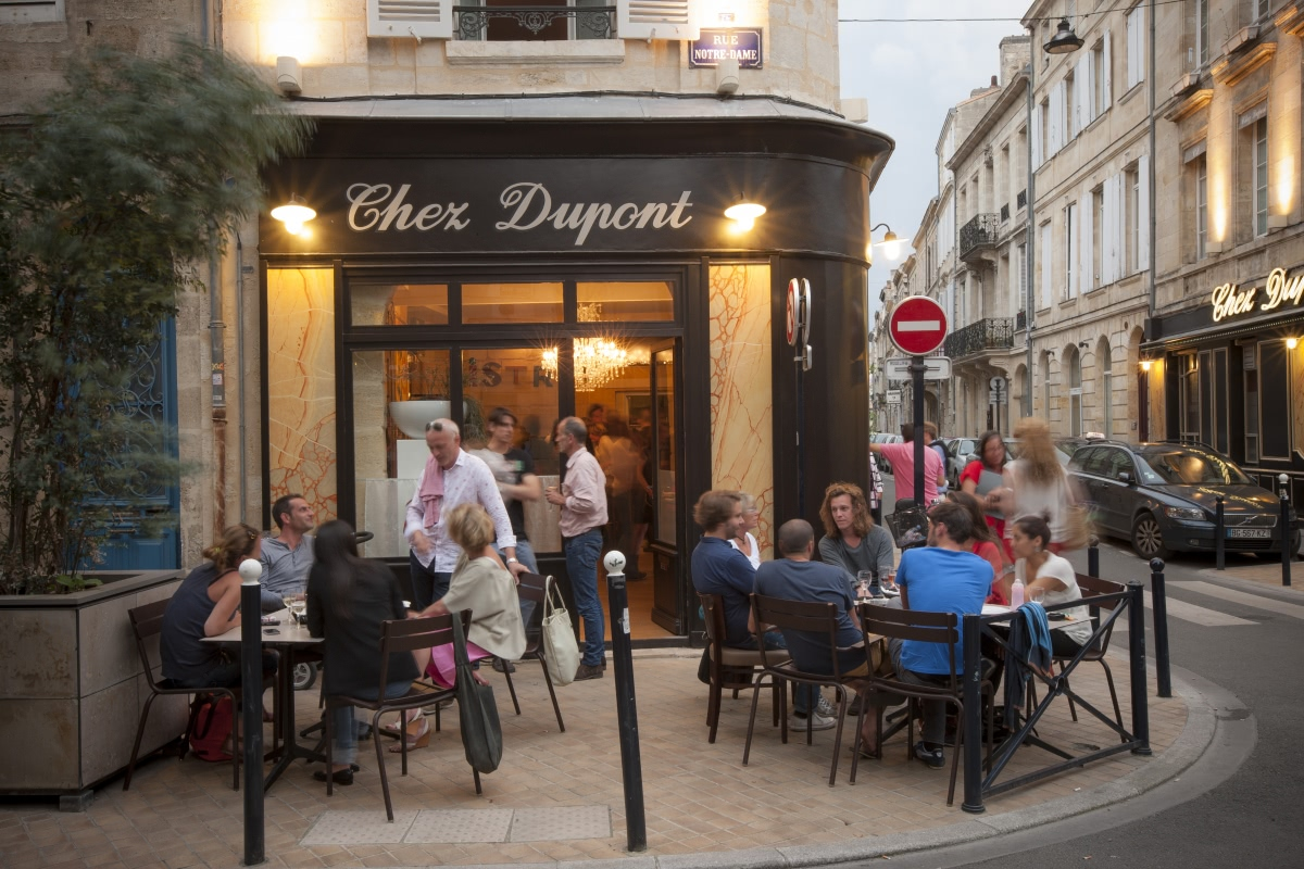 Terrasse Chez Dupont